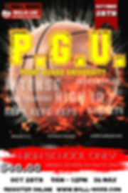 Copy of Basketball Poster - Made with Po