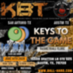 Keys To The Game - Made with PosterMyWal