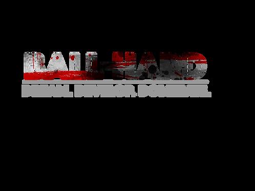 Ball-Hard Long Sleeve Drifit (Blood Sweat & Tears)