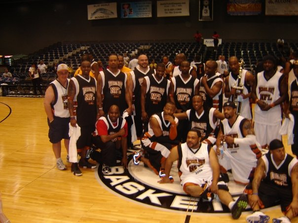 Inaugural Mike Huff Celebrity Game