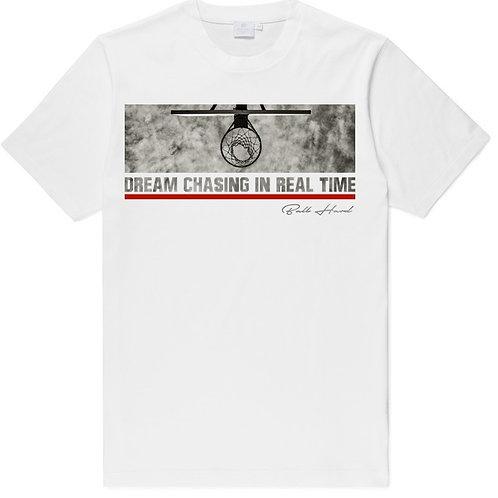Ball-Hard Short Sleeve Drifit (Dream) White