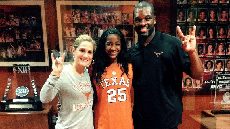 Deja Kelly (7th Grader) Commits 2 TX