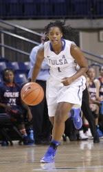 Jordyn Holmes | Tulsa University