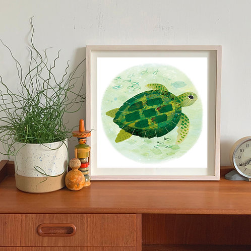 Turtle Giclée Print