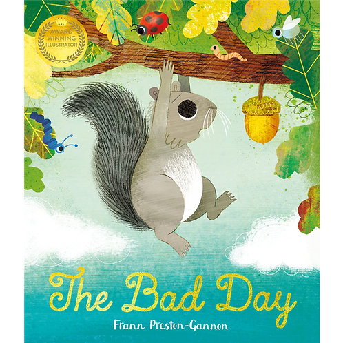 The Bad Day - Signed Paperback