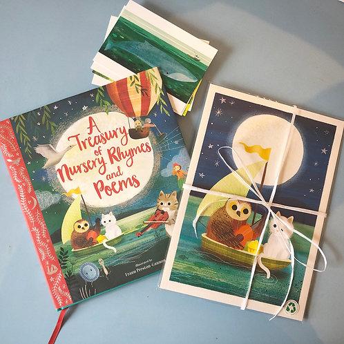 Nursery Rhymes Gift Set