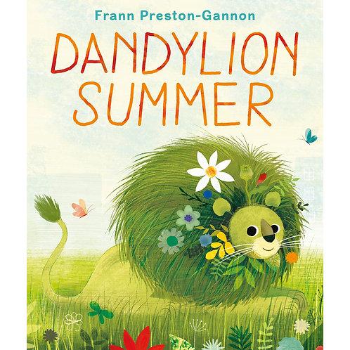 Dandylion Summer Signed Hardback