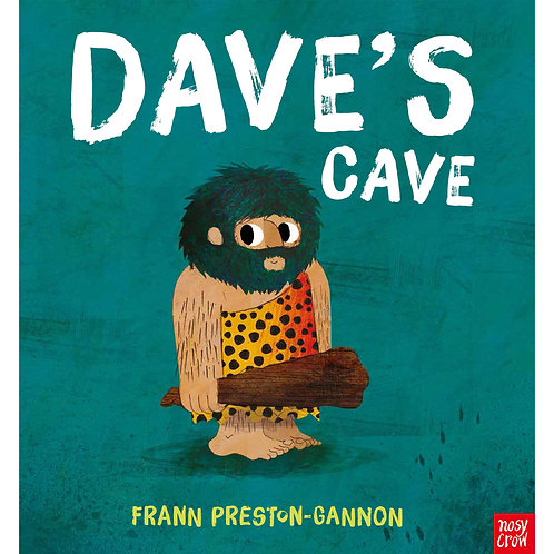Dave's Cave - Signed Paperback