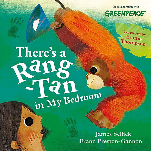 There's a Rang-Tan in My Bedroom - Signed Paperback