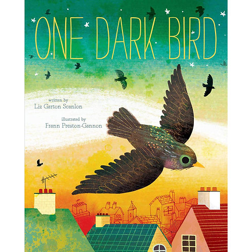 One Dark Bird - Signed Hardback