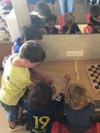 oakview preschool students