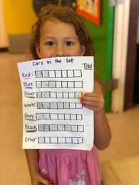 oakview preschool student learning