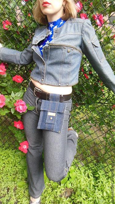 Hip Pocket (Denim)
