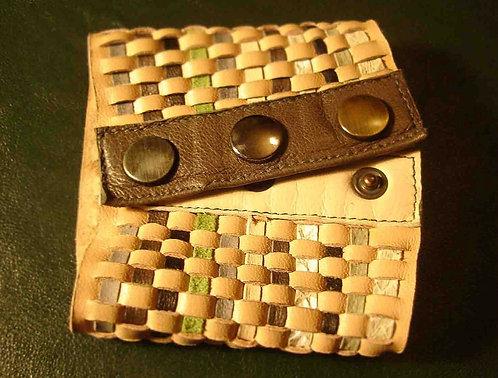 Hand Braided Leather Bracelet
