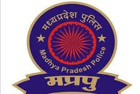 mp police logo