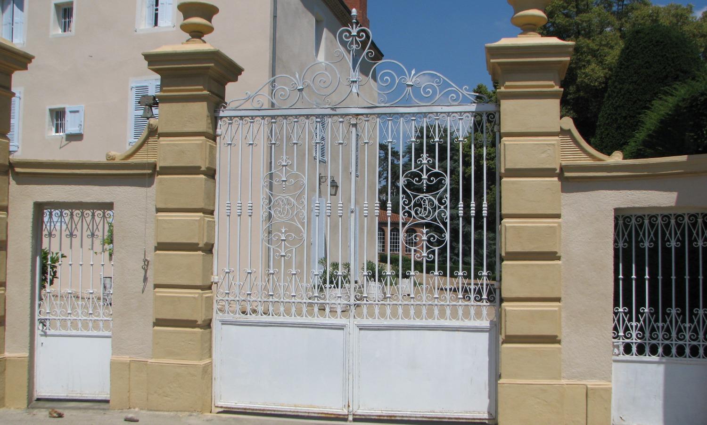 rénovation piles portail