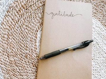 Daily gratitude practice: a shortcut to happy