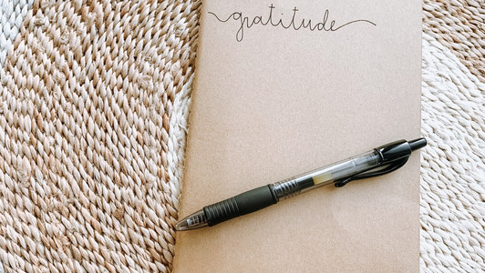 Daily gratitude practice: a shortcut to happy