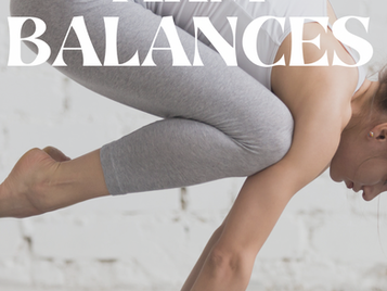 How to master arm balances in yoga 🧘♀️