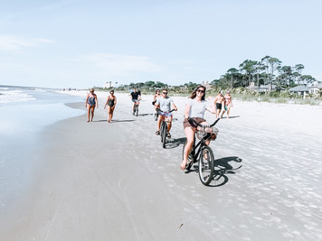 We went to Hilton Head Island 5 years ago... and keep going back