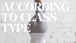 What should you wear to a yoga class?