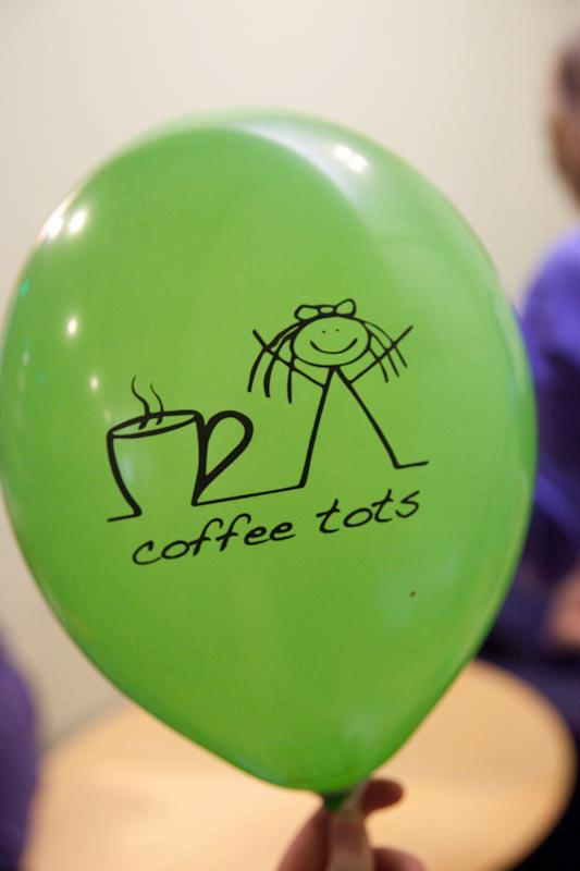 Happy Birthday Coffee Tots