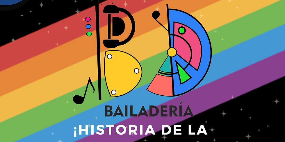 Bailadería Historia de la Música