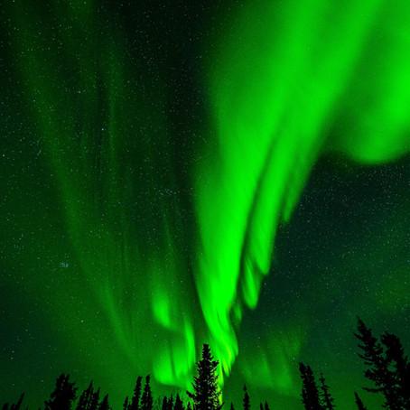 Top 5 Self Aurora Viewing Fairbanks, Alaska
