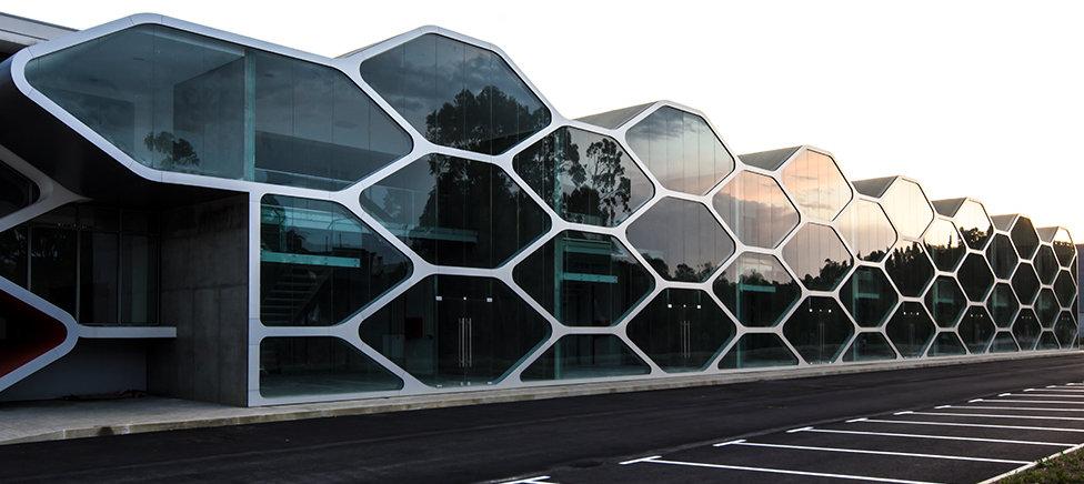 paneles de aluminio para fachadas