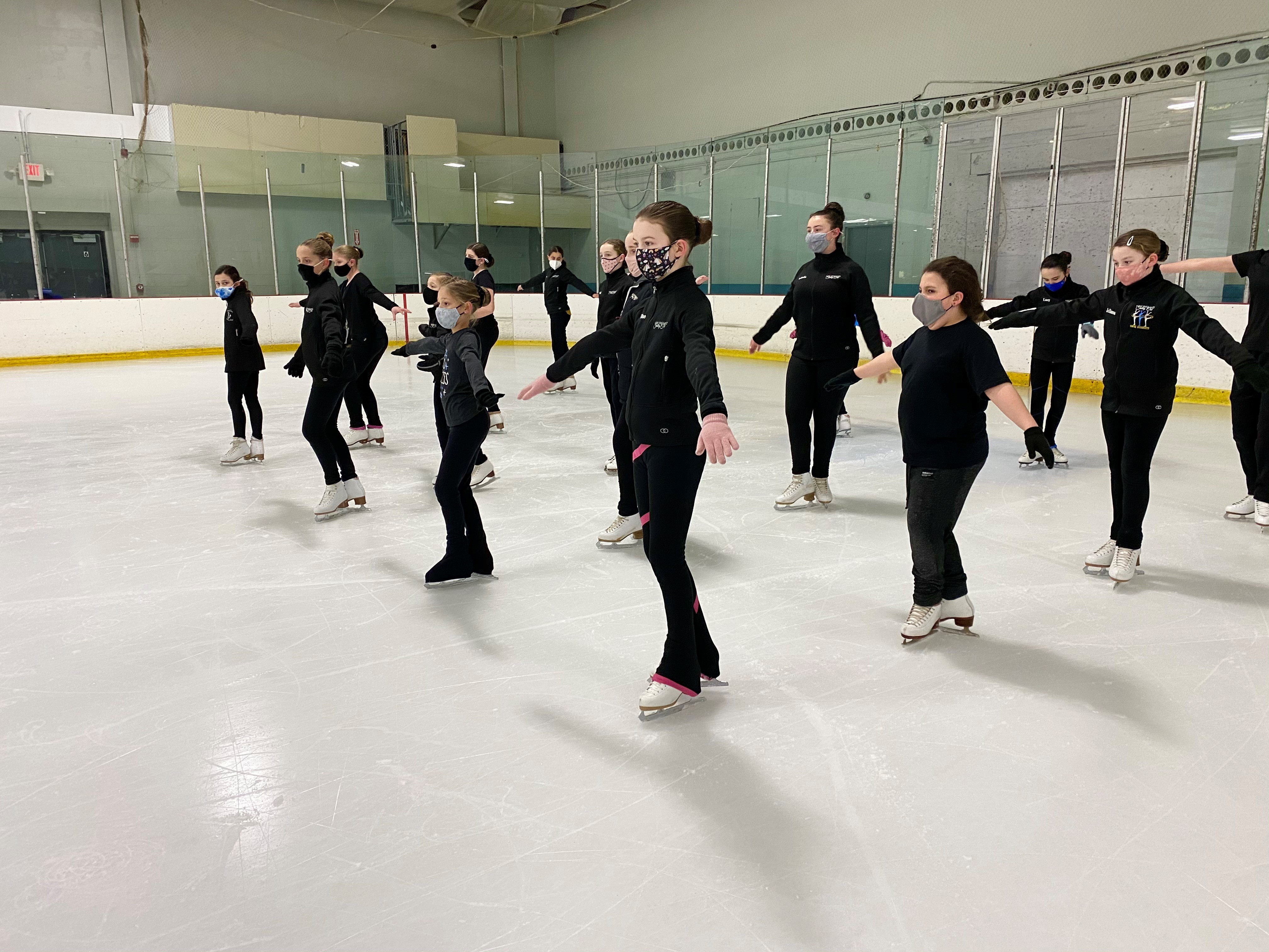 Synchro Skills Clinic - ONE Session!