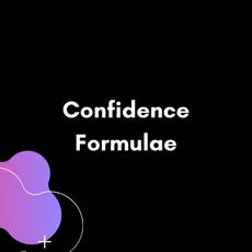 Confidence Formuale