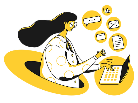 taxi-woman-working-on-computer.png