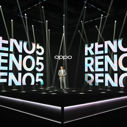 OPPO RENO5 Regional Launch