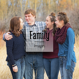 Buckskin and Blue Family Photography
