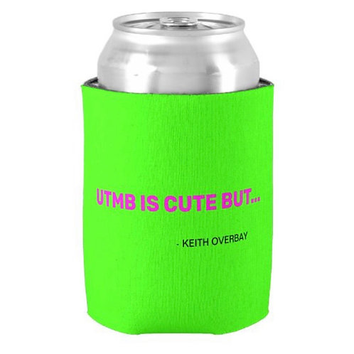 Keith Quote Koozie