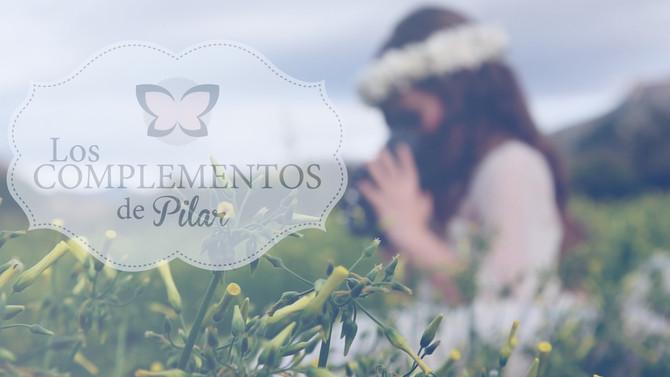 Los Complementos de Pilar, presentación colección comuniones 2016