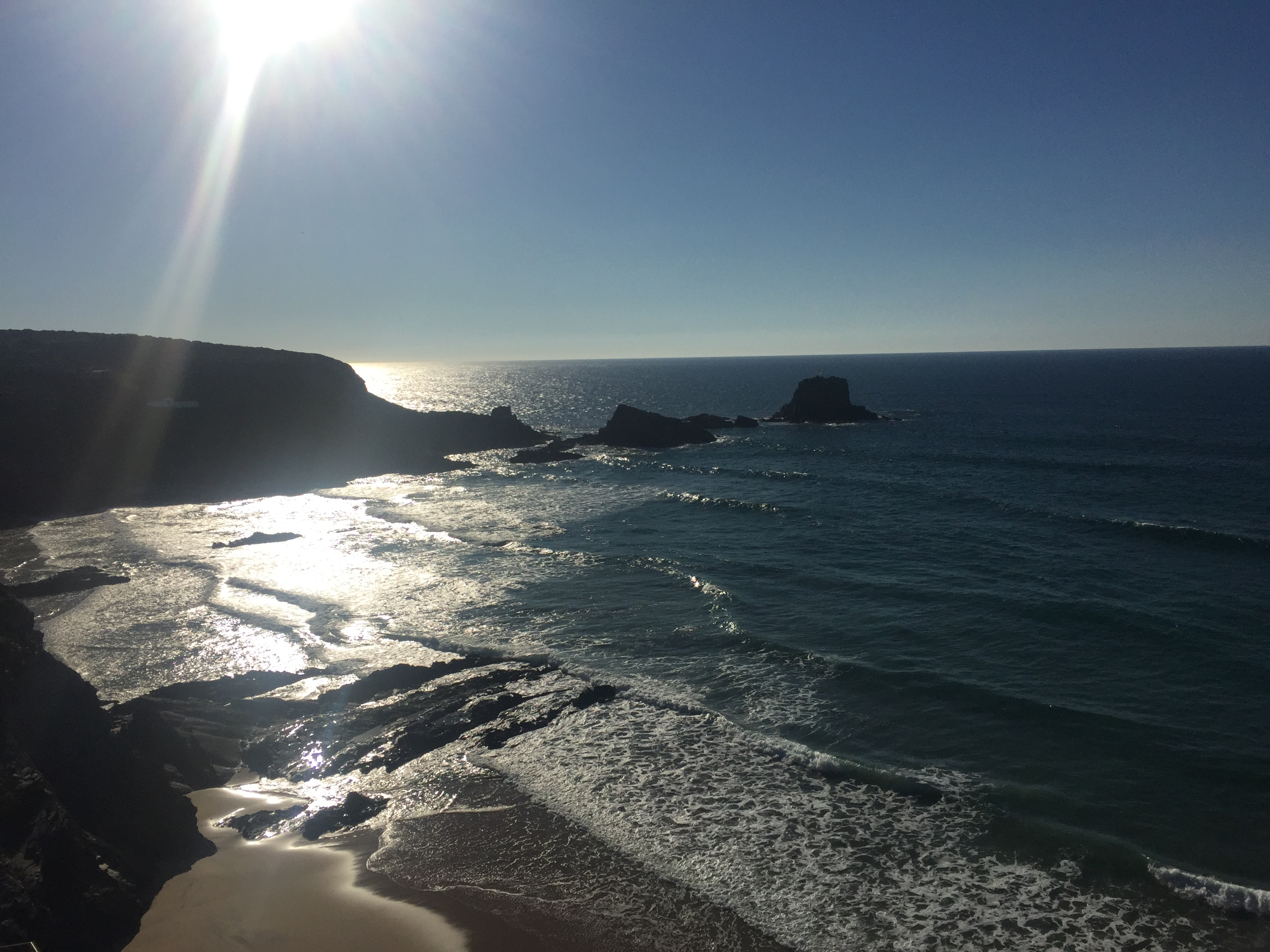 Zambujeira do Mar, November