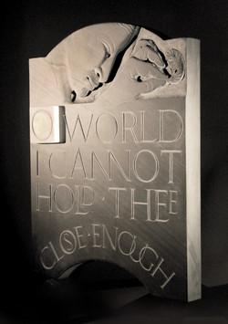 O WORLD