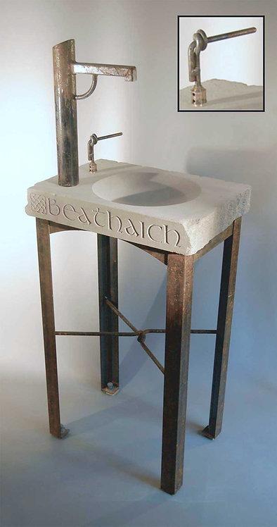 """Beathaich garden sink (Gaelic for """"To Nourish"""")"""