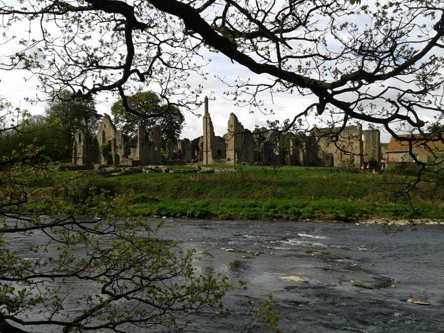 Ruins of Finchale Abbey