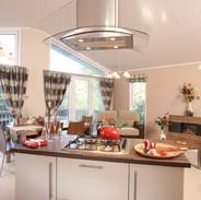 Kitchen FInchale Abbey Village
