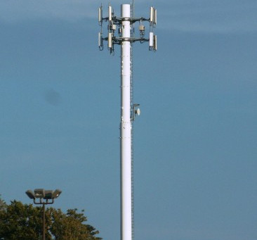 New Rogers Cell Tower in Grand Prairie, Alberta Receives Approval