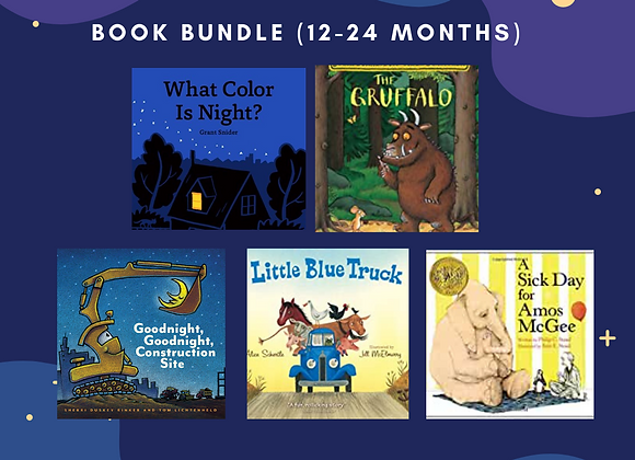 Book Bundle (12-24 Months)