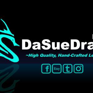 DaSueDragon Designs 2018 Backdrop Banner