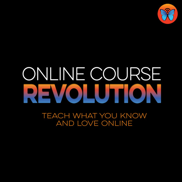 Online Course Revolution Podcast