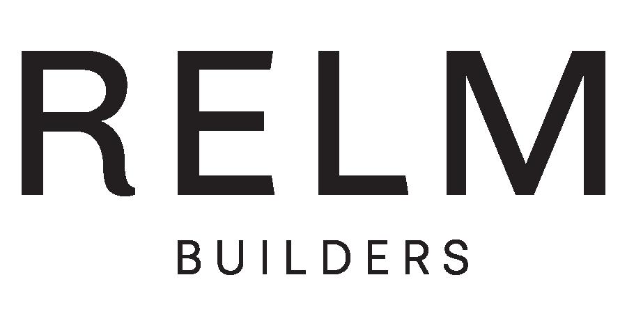 RELM Builders logo.
