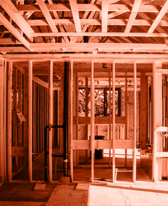 Melwood interior construction