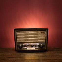 raznoe-retro--vintazh-radio-priemnik-pri
