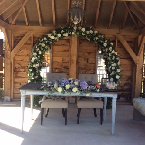 Valentina Flower Arch