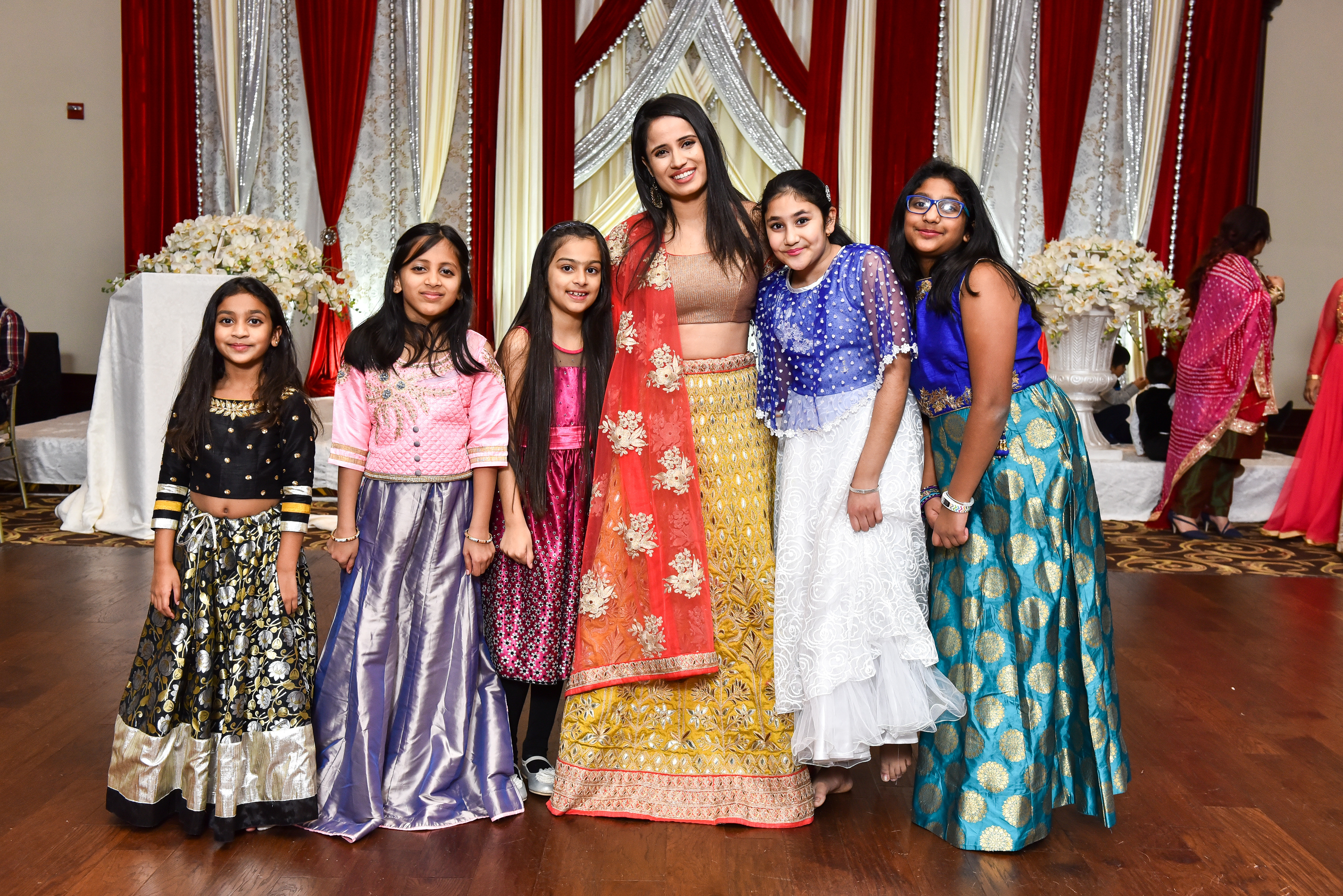 KIDS Bollywood Dance July   Ages 5-10